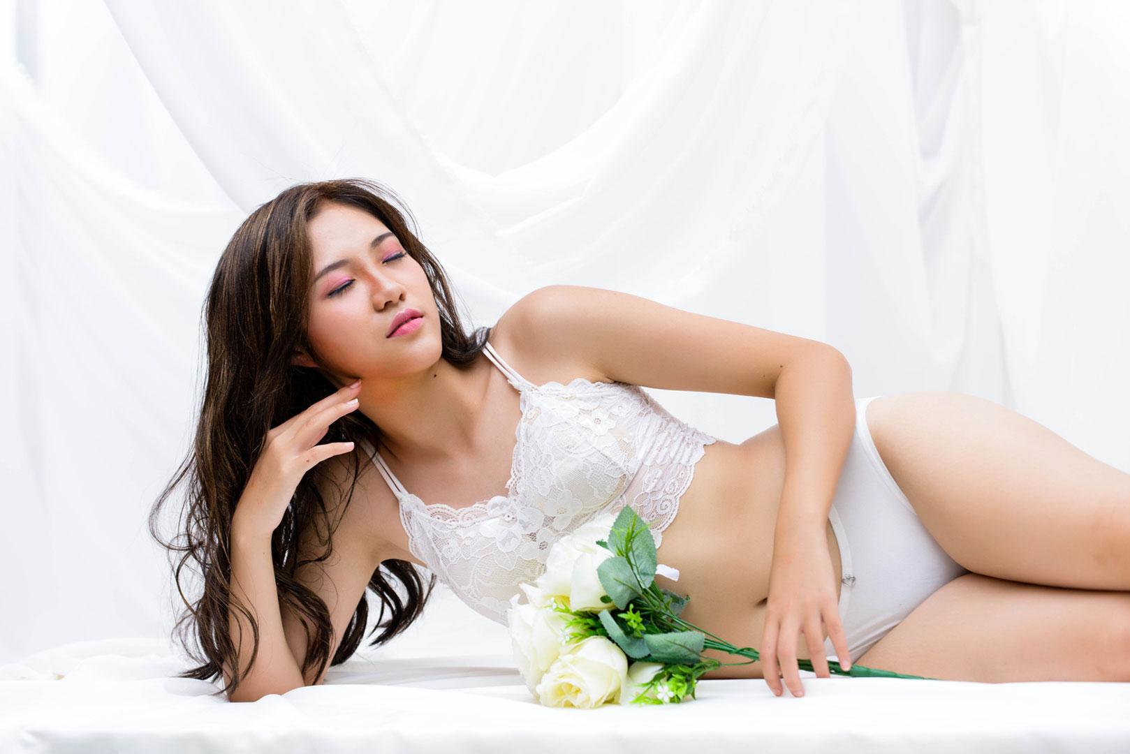 Une japonaise très sexy